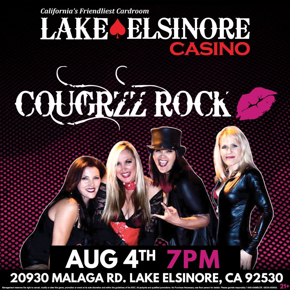 Cougrzz Rock - August 4th