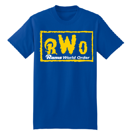 RWO THROW BACK SHIRT